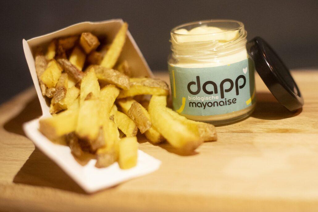 friet met mayonaise
