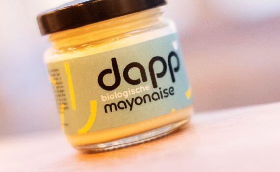 dapp Biologische mayonaise